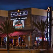 photo of house of blues restaurant & bar - anaheim restaurant