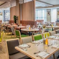 photo of bramleys brasserie at the orchard hotel restaurant
