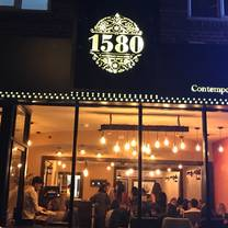 photo of 1580 indian contemporary dining restaurant