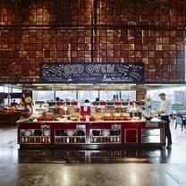 photo of red oven - so sofitel bangkok restaurant