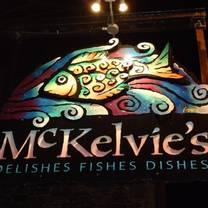 foto von mckelvies restaurant