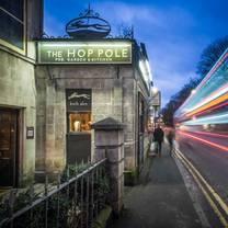 photo of the hop pole restaurant