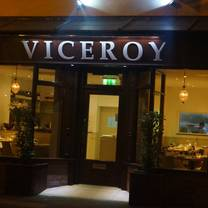 photo of viceroy restaurant