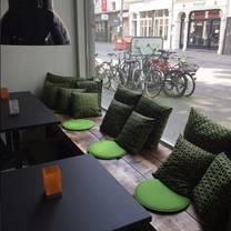 foto von inside cafe restaurant