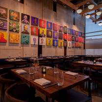 photo of district winery wine bar restaurant