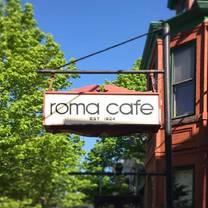 photo of roma portland restaurant