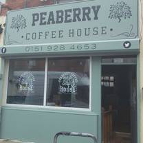 photo of peaberry coffee house restaurant