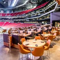photo of molly b's at mercedes-benz stadium restaurant