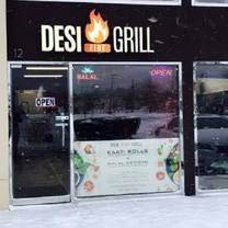 photo of desi fire grill restaurant