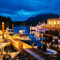 photo of 1909 kitchen – tofino resort + marina restaurant