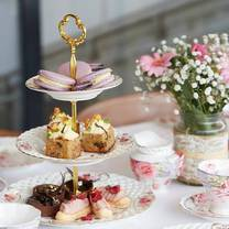 photo of harbour high tea by woolshed restaurant