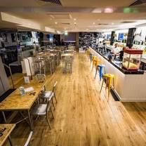 photo of jb ping pong smokehouse restaurant