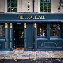 photo of the legal eagle restaurant