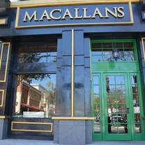 photo of macallan's public house & restaurant restaurant