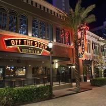 foto de restaurante off the strip - the linq
