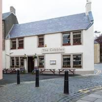 photo of the cobbles inn restaurant