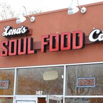 photo of lena's soul food restaurant