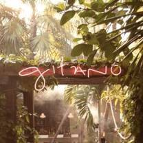 photo of gitano tulum restaurant