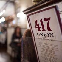 photo of 417 union restaurant