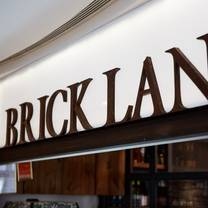 photo of brick lane @admiralty restaurant