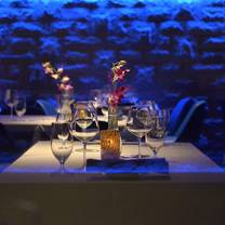 photo of blue martini jazz cafe restaurant
