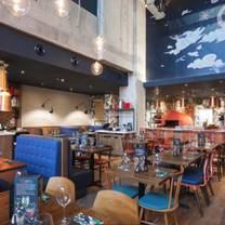 photo of zizzi - southampton city centre restaurant