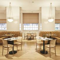 photo of city hall bistro at the adolphus hotel restaurant