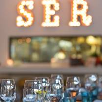 photo of ser restaurant