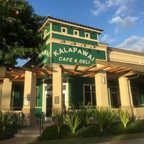 photo of kalapawai cafe & deli - kapolei restaurant