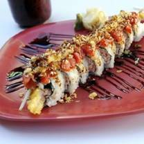 photo of sushi agogo restaurant