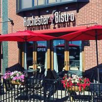 photo of rochester bistro restaurant