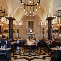 photo of the wolseley restaurant