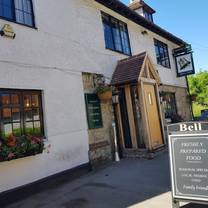 photo of the bell inn restaurant