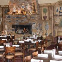 photo of the buck hotel restaurant
