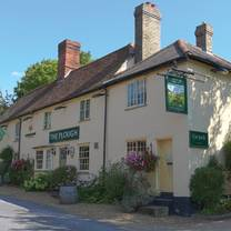 photo of the plough great chesterford restaurant
