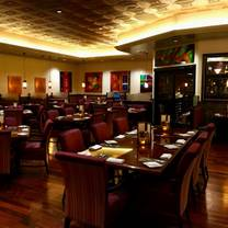 photo of black and blue steakhouse and lounge - valley view casino restaurant