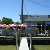 photo of the sandbar waterfront grill restaurant