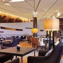 photo of ellipse lounge restaurant