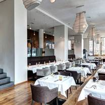photo of scent restaurant @ cosmo hotel berlin mitte restaurant