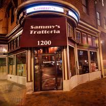 photo of sammy's trattoria restaurant