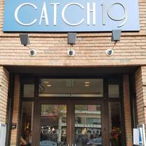 photo of catch 19 (red bank, nj) restaurant