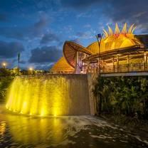 foto von cirque du soleil joya restaurant