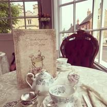 photo of buckingham tea room restaurant
