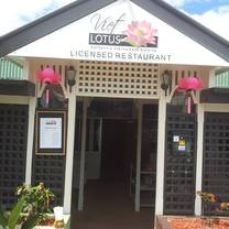 photo of lotus vietnamese restaurant restaurant