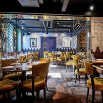 photo of coya mayfair restaurant