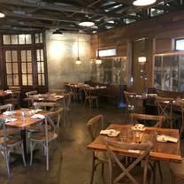 photo of gather restaurant restaurant