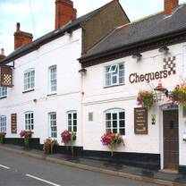 photo of the chequers restaurant