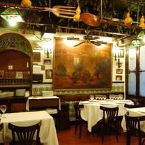 foto de restaurante los caracoles