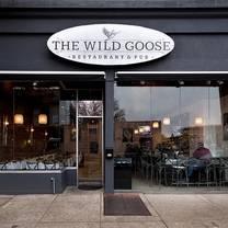 photo of the wild goose restaurant