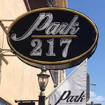 photo of park 217 restaurant